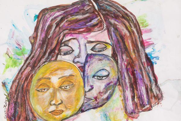Sandra Bastida | Deshojando nuestras máscaras.