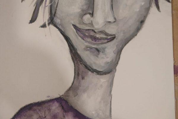 Sandra Bastida | Con los ojos cerrados I