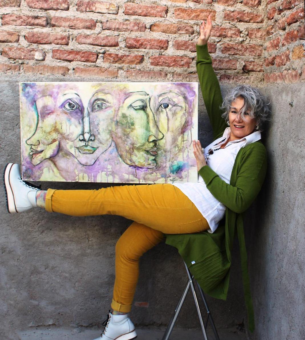 Sandra Bastida | Pintora